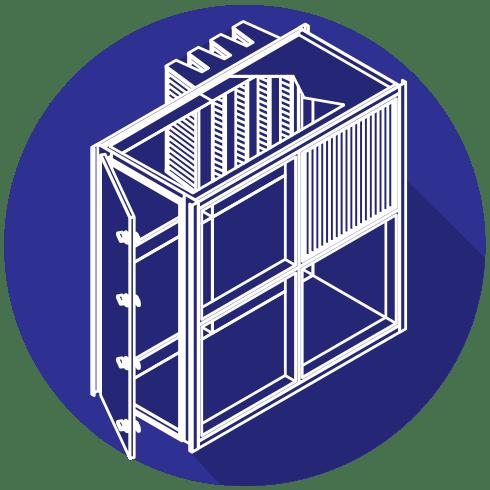 Equipamentos para Filtragem de Ar