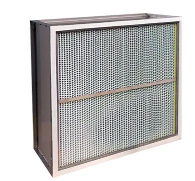 Filtros de Ar Absolutos HEPA para Alta Temperatura