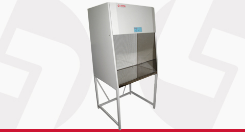 Cabine de Fluxo Unidirecional Horizontal Linter Filtros