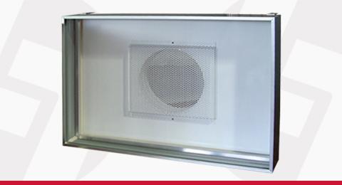 Caixa Filtro de Ar Permanente para Forro Linter Filtros