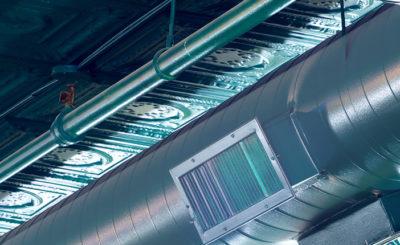 Troca de Filtros de Ar Condicionado
