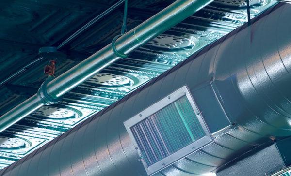 Sistema de Ar Condicionado HVAC