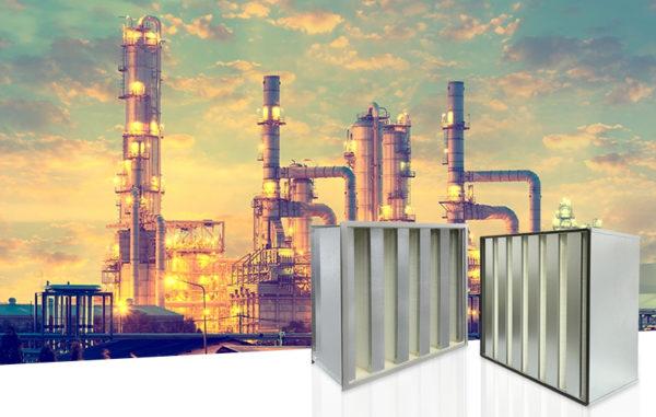 Filtro Hepa nas Indústrias