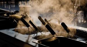 Vapores de Cozinhas