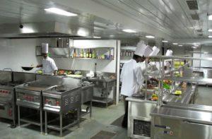 Linha de Produção Cozinha Industrial