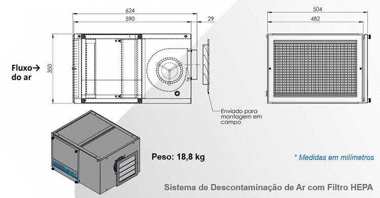 UDL 500 AE